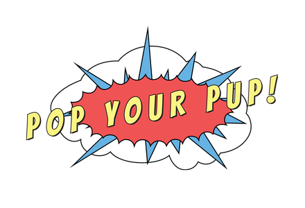 Pop Your Pup Logo